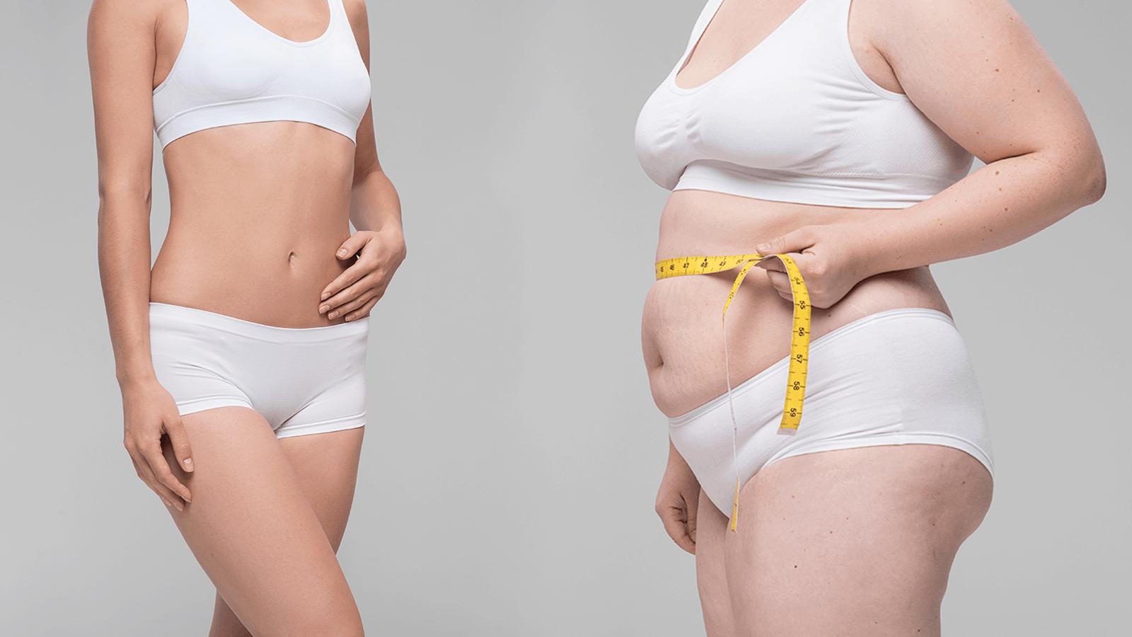 C чего начать Похудение?