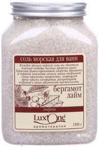 Соль для ванн LuxOne