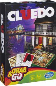 Игра Клуэдо. Дорожная версия Hasbro