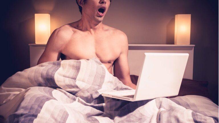 Почему мужчины смотрят порно