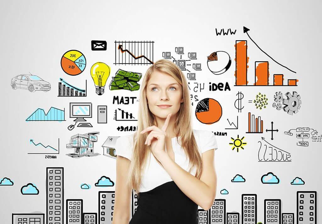 Бизнес идеи для женщин. Чем заняться?