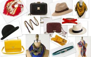 Что должно быть в гардеробе у современной женщины, основные аксессуары